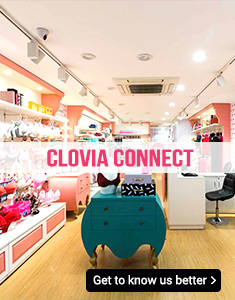 Clovia closet
