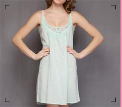 Cotton Night Dresses