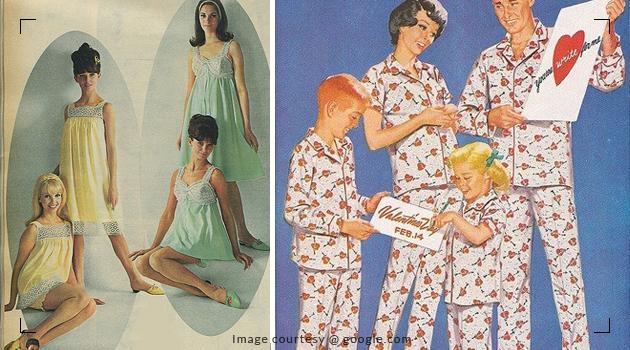 Evolution of Contemporary Nightwear