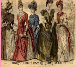 Shapewear during the Victorian Era