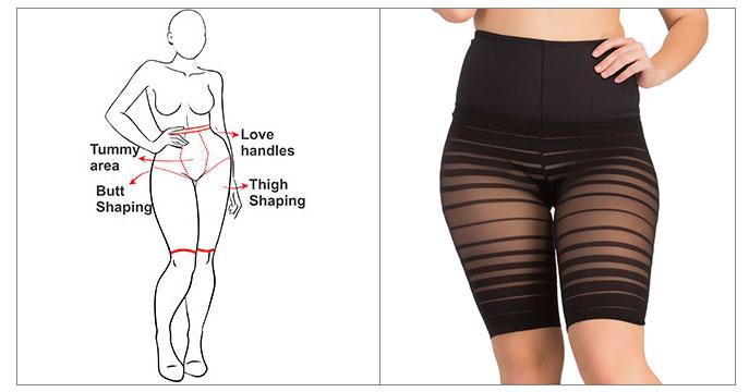 Shaping Shorts & Leggings